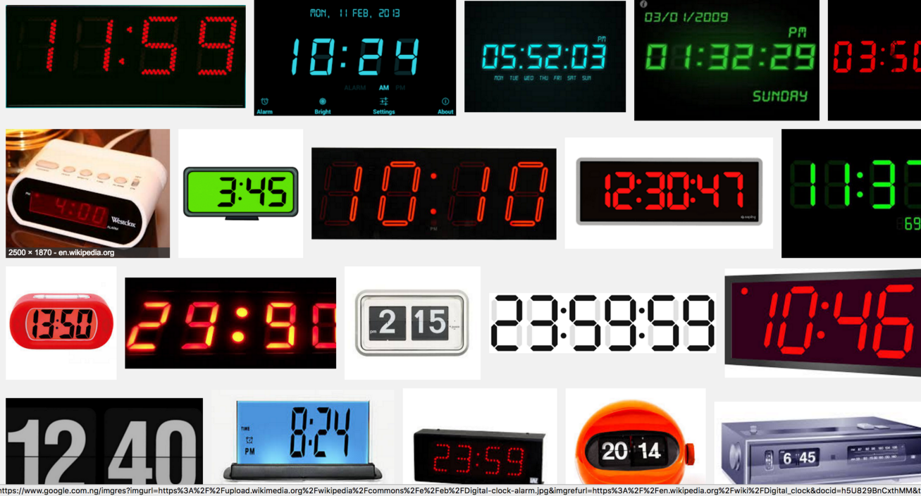 Day 15 of 100: ON/OFF UI for switching between clock types