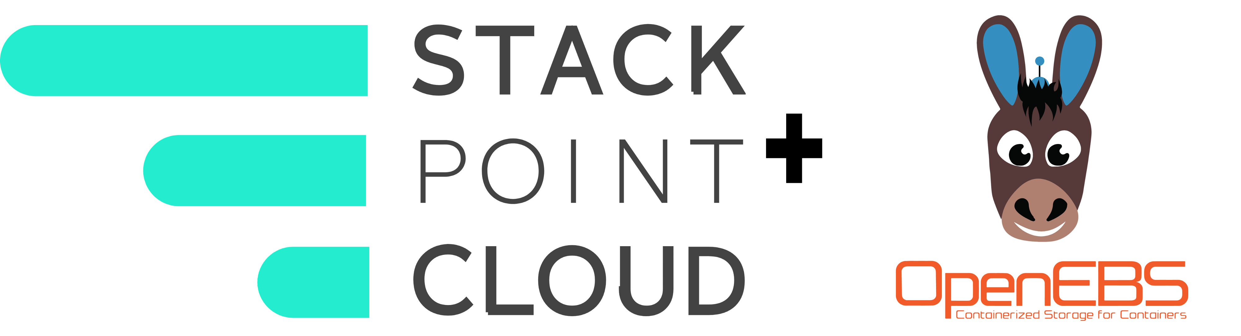 Install OpenEBS using StackPointCloud Trusted Charts