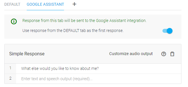 Dialogflow Tutorial — Build Resume Chatbot for Google