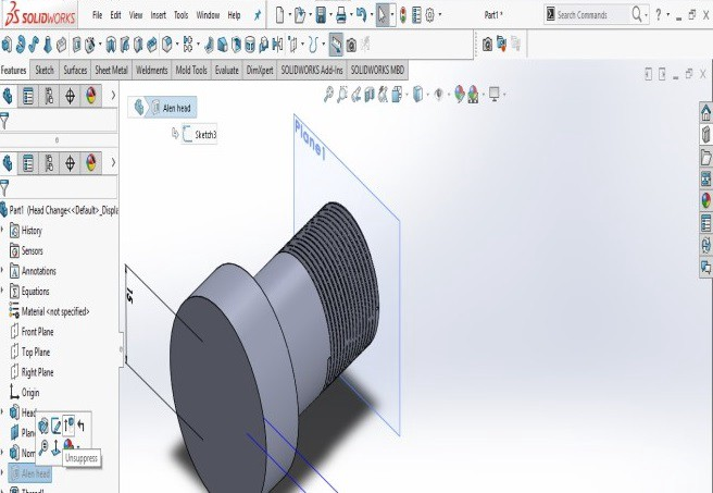 Solidworks Equation Functions