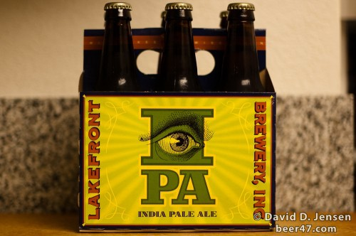 Lakefront Brewery IPA Review - beer47