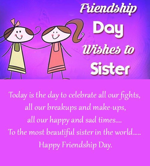 Special Wishes and Messages for Happy Friendship Day