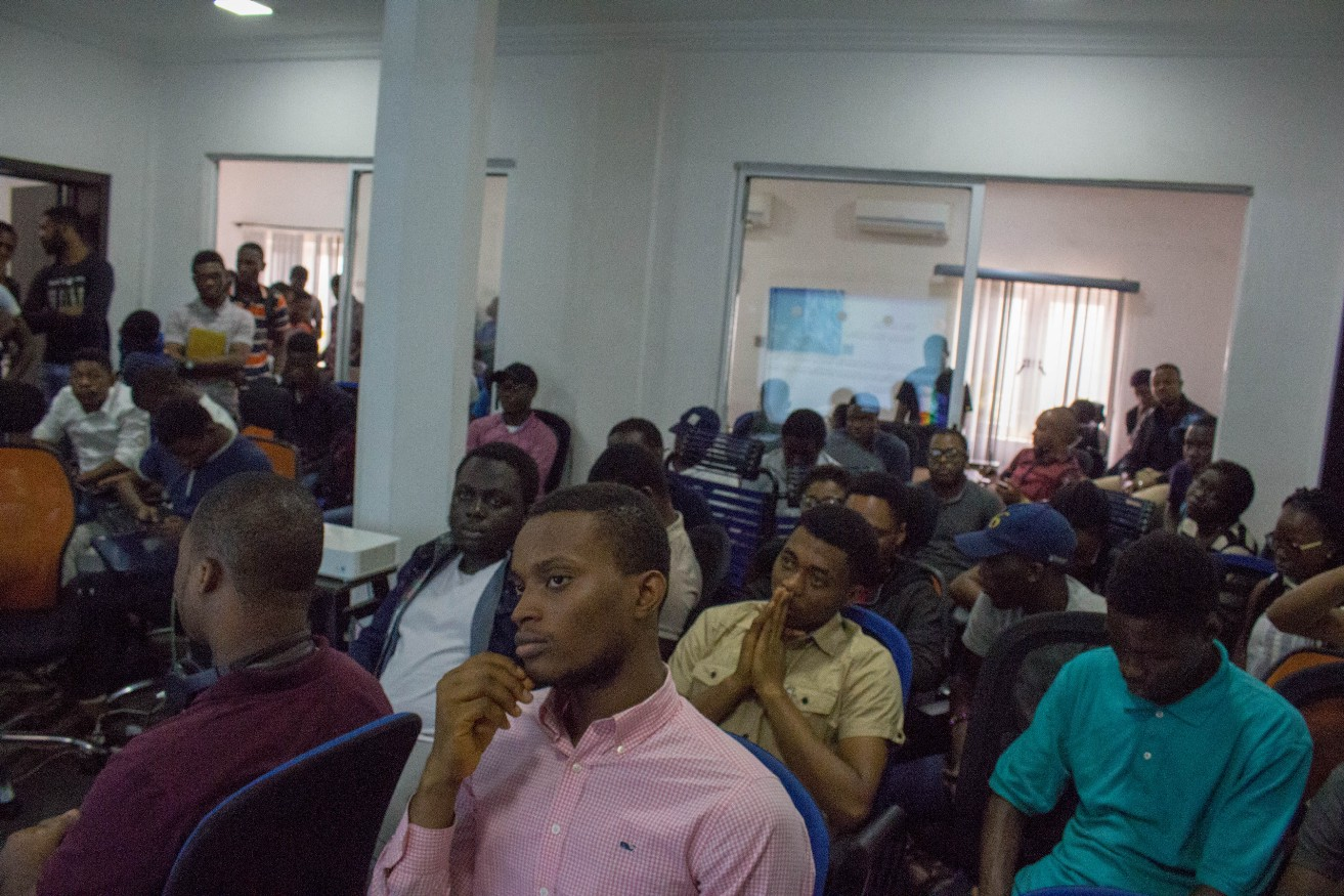 The Impact: 150+ At Codepen Africa Maiden Event - codeburst
