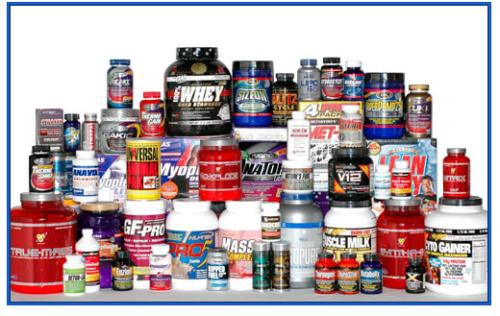 Sports Nutrition Products: A Selection Guideline