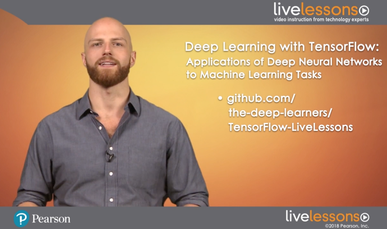 "Deep Learning with TensorFlow"" Introductory Tutorials with Jupyter"