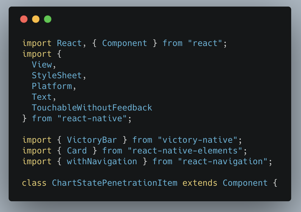 React Navigation — Cannot read property 'navigate' of Undefined