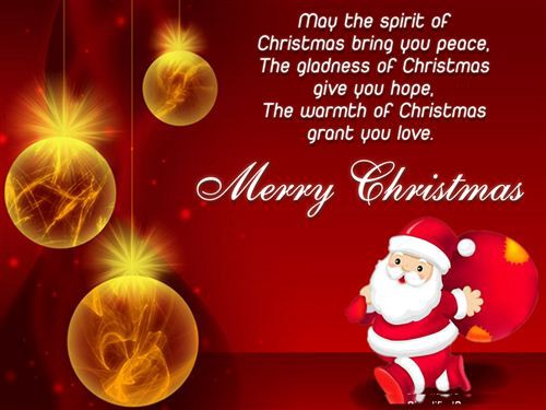 Merry Christmas Quotes.Find The Awesome Collection Of Christmas Quotes 2016