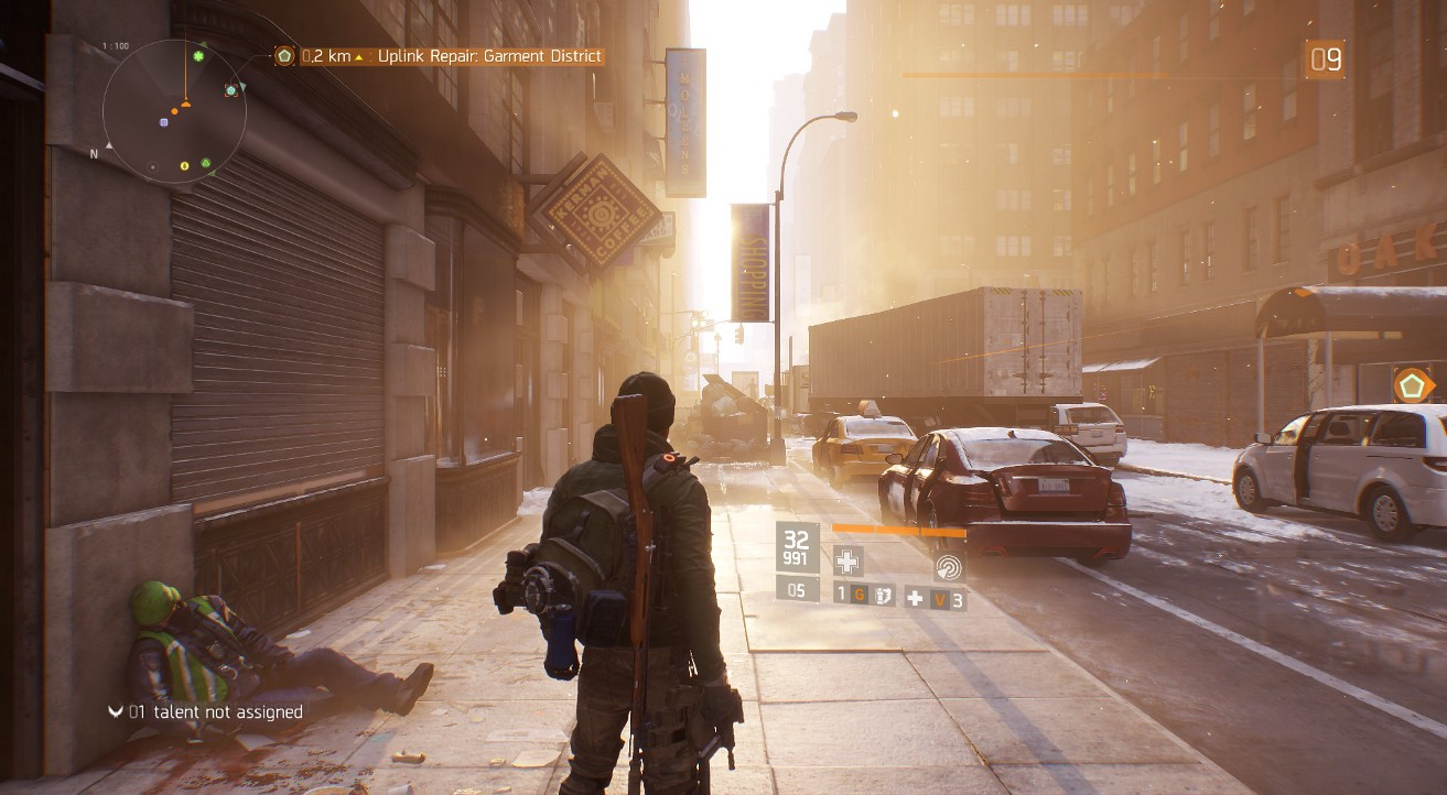 """The Division 2: Open """"Beta"""" Overview and Impressions"""
