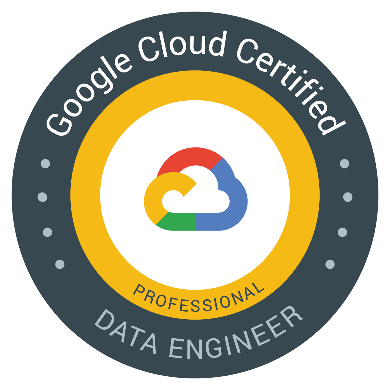 A Study Guide to the Google Cloud Professional Data Engineer