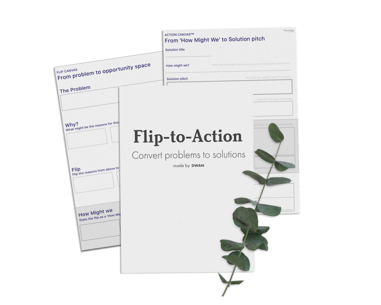 The Flip-to-Action method - The Startup - Medium