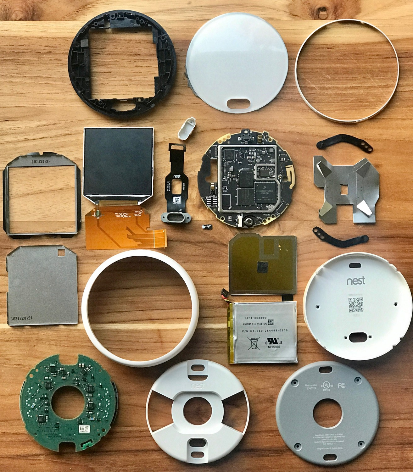 Nest Thermostat E teardown, and on making beautiful devices for the on