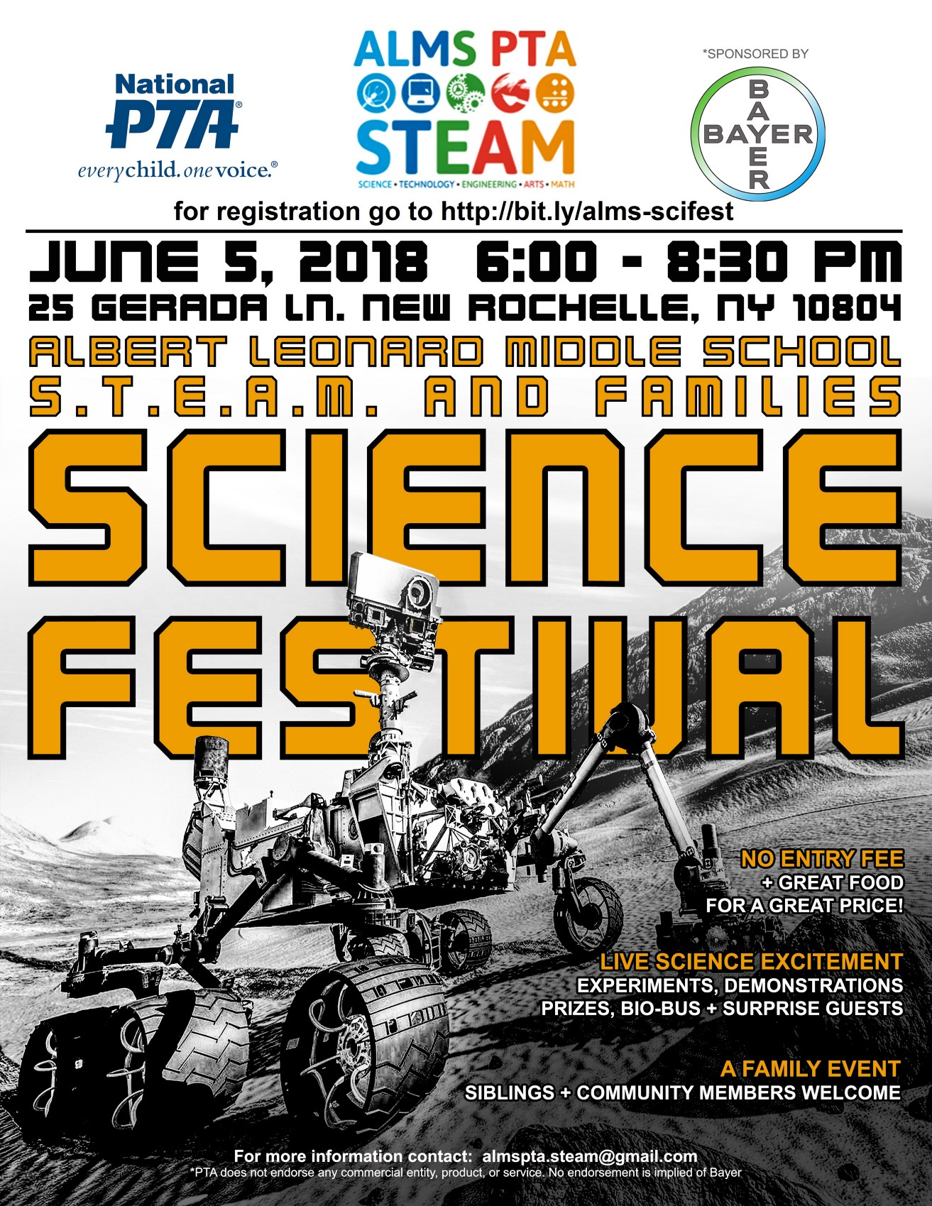 STEAM & Families Science Festival - IDEA New Rochelle - Medium