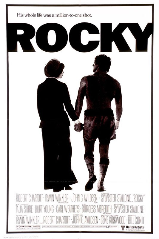 Rocky' to 'Creed': Ranking Every 'Rocky' Movie Poster