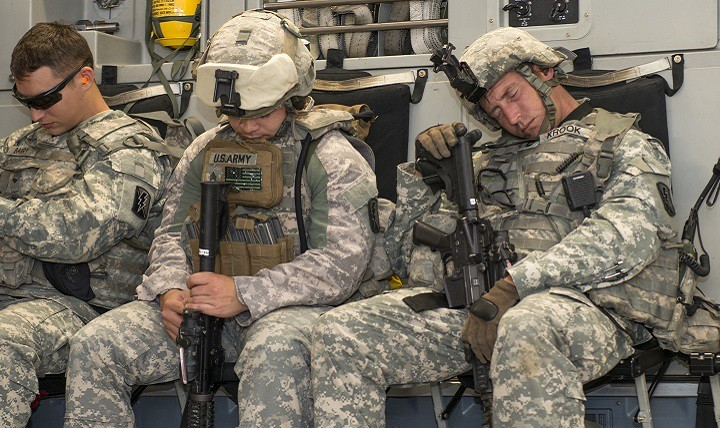 Military-Approved Tactics On How To Fall Asleep Instantly