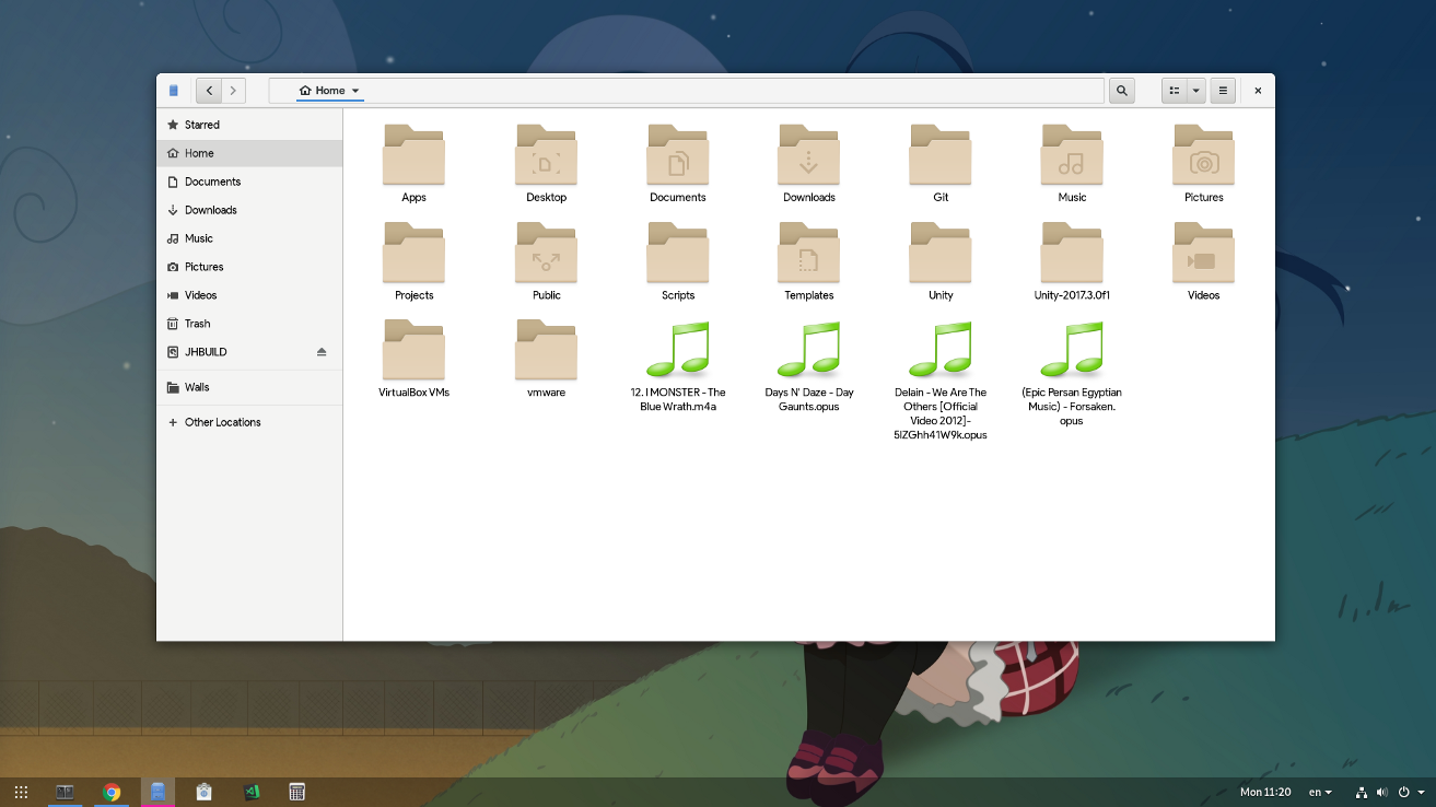 GNOME 3 30 Preview | The UX Changes on Files App so Far