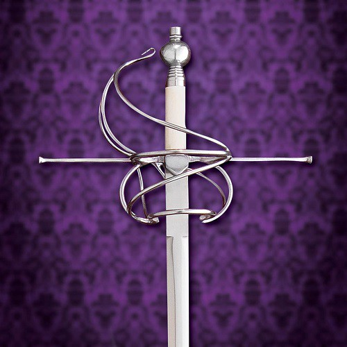 4 REASONS WHY: THE RAPIER IS DIFFERENT FROM THE SABRE
