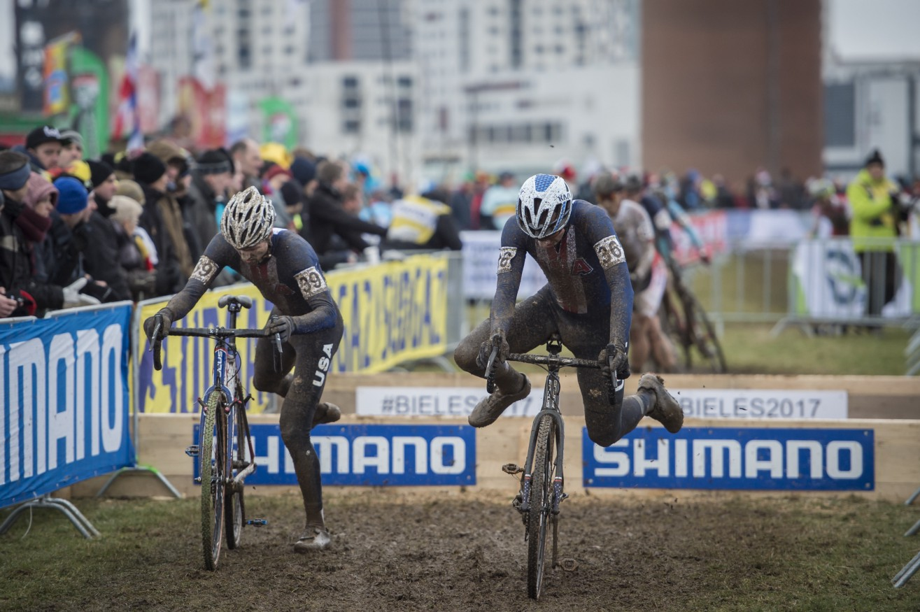The Battle of Bieles — views from the 2017 World Cyclo-Cross