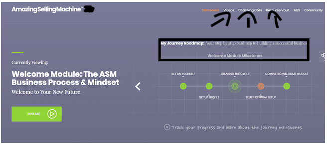 ASM Dashboard