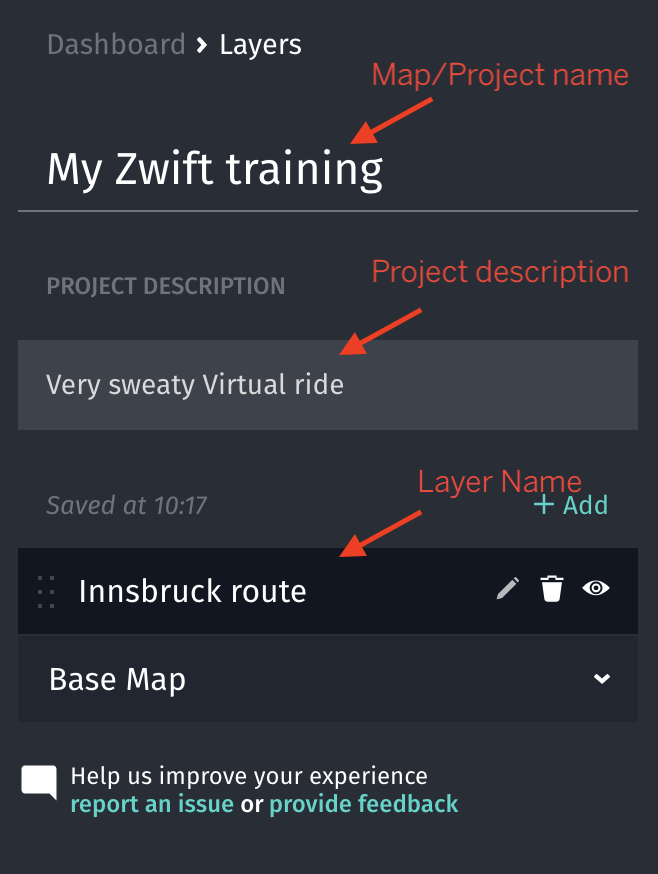 Create your styled Map from your Zwift activity - Roberto B - Medium