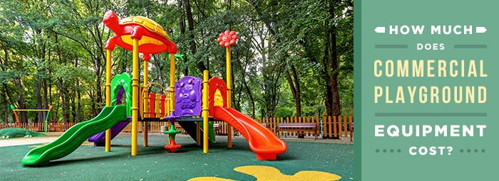 how much does commercial playground equipment cost