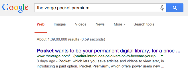 Review: Why No One's Going To Buy Pocket Premium - Shankar