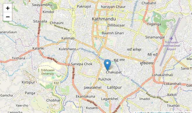 Google map alternative to embed map in websites - Rabin