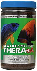 New Life Spectrum Naturox Thera-A Medium Sinking Pellet Fish Food