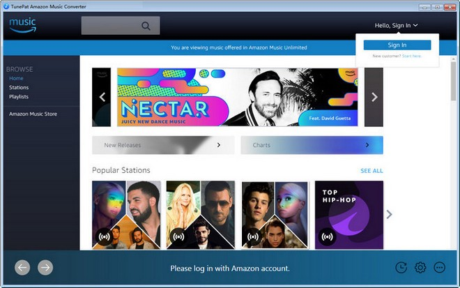 How to Save Amazon Music Unlimited Songs to Computer