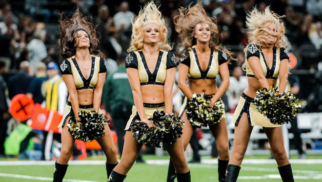 NFL cheerleader says she was fired over Instagram photo