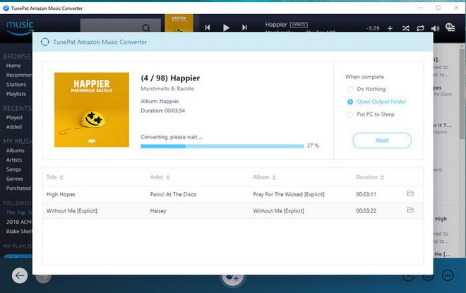 How to Add Amazon Music to DJ Programs - Boby Cain - Medium