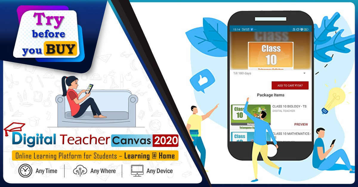 Digital Teacher Canvas