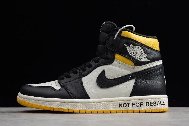 "on sale d8166 6c3b1 Jordan 1 retro high not for resale varsity maize"" review ..."