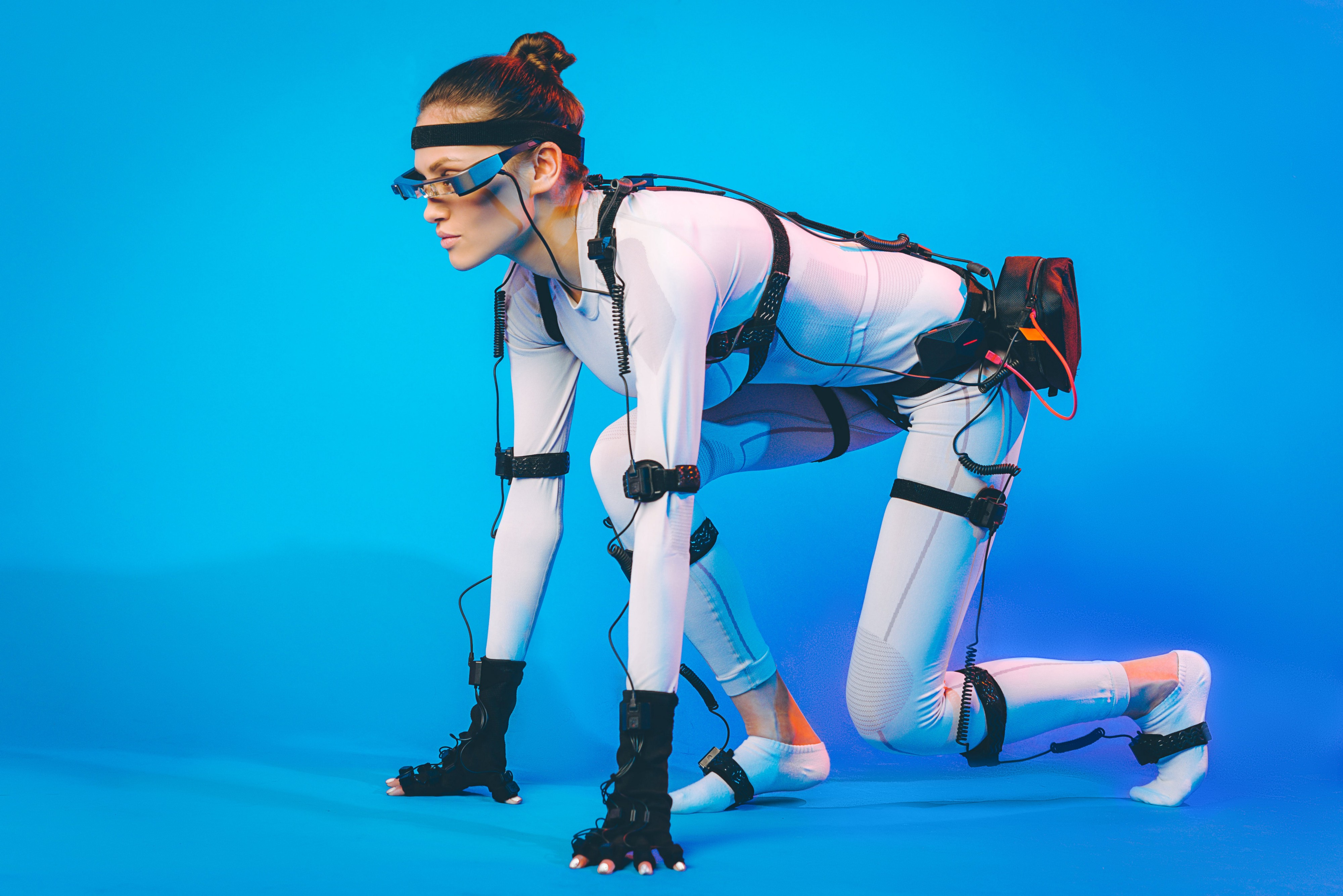 What is Motion Capture — Definition and Features - AR/VR