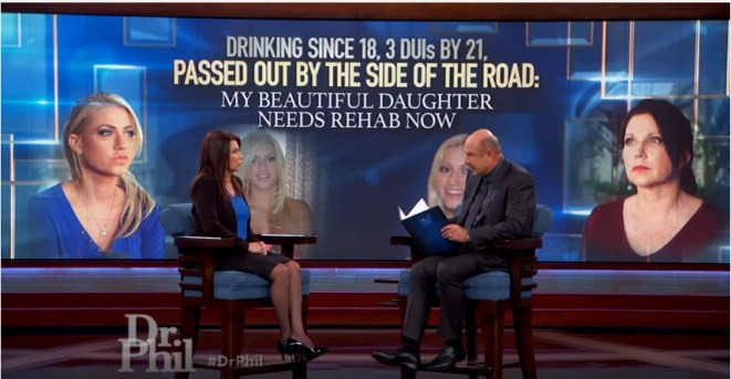 Why is Dr  Phil pointing at an Empty Chair? - Iyf Inspirations - Medium