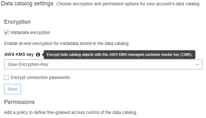 Aws Managed Keys