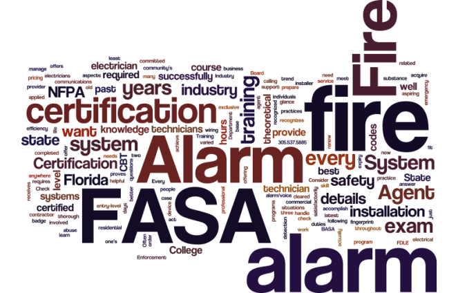 Know About The Basic Requirements For Fasa Fire Alarm