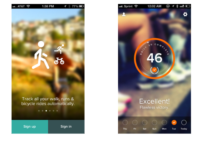 13 Of The Best App Designs They Re So Not Basic By Appsee Prototypr