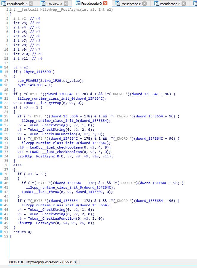 Turning the frustration of a mobile game into a reverse engineering