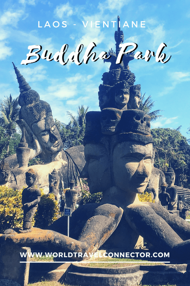 Buddha Park Vientiane: The quirkiest place in Laos