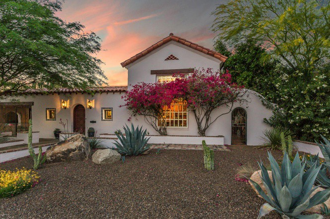 A Closer Look At Spanish Mission Style Homes Jessica