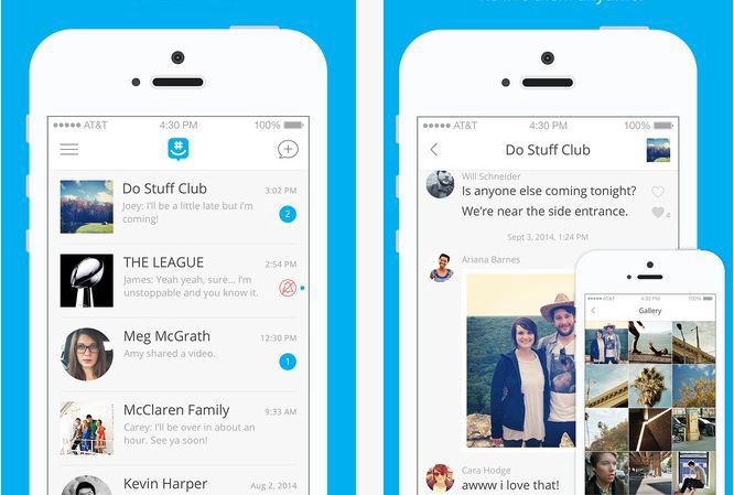 How to save pictures from groupme iphone