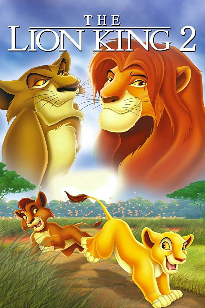 Disney S The Lion King 2 Simba S Pride Retold In Pictures By Cappy Fludd Medium