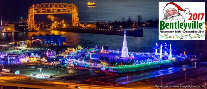 A Winter Festival in Duluth MN
