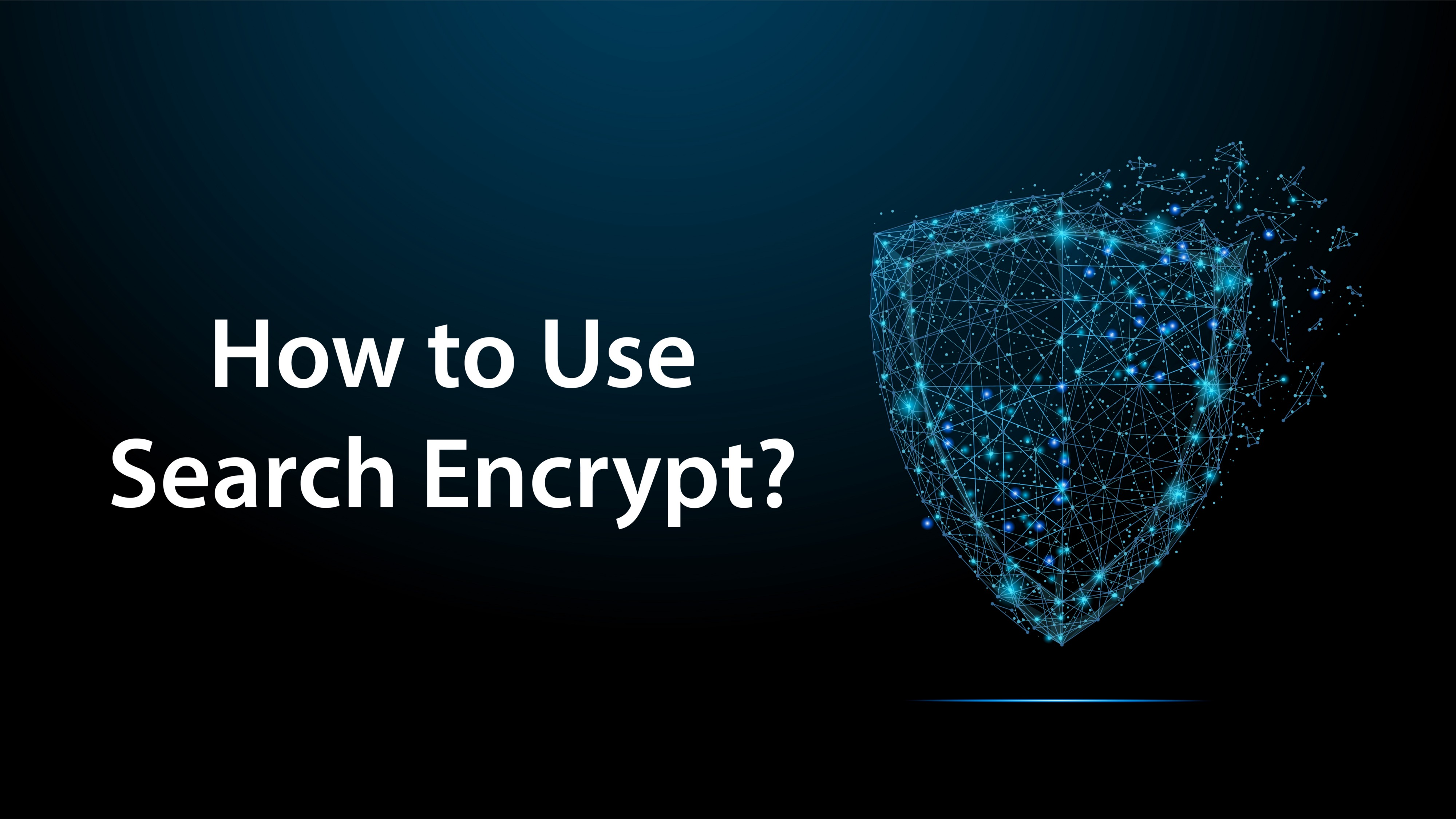 How To Use Search Encrypt [Chrome, Firefox Browser Extension]