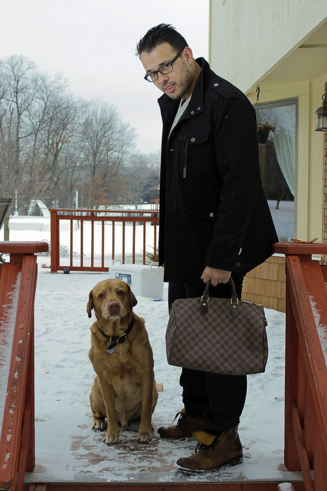 """excellent quality new arrive huge selection of 11 Things I Learned While Photographing """"Men with Purses"""""""