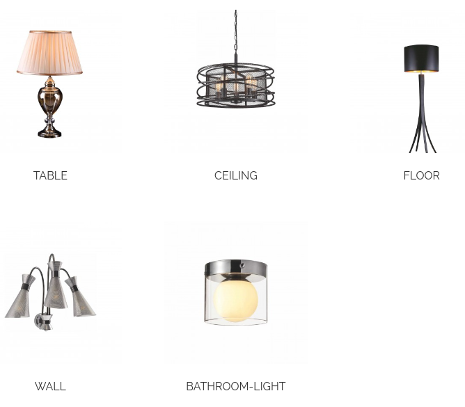 Let us go through different factors which should be kept in mind when it comes to decorative lighting in one's home.