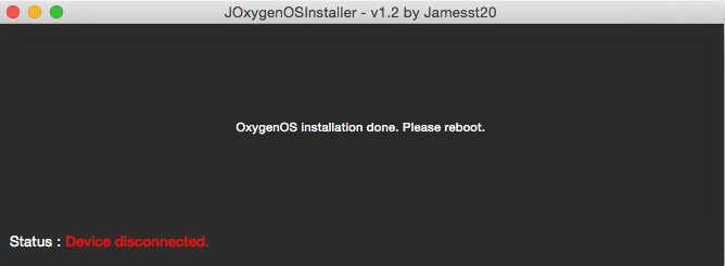 Install Oxygen OS in One Plus One with easy tool for Windows / PC or