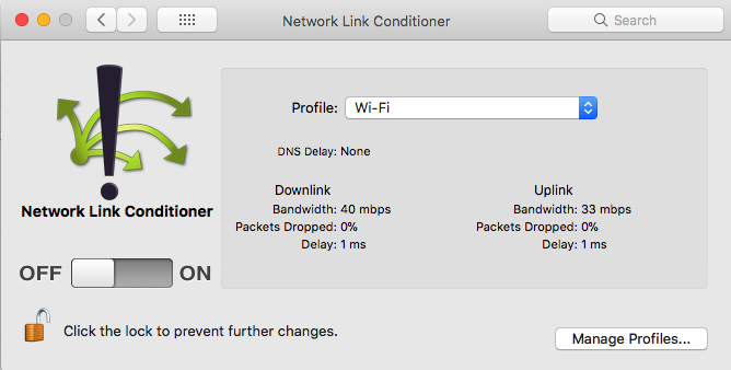 Network Link Conditioner - Jesus Guerra - Medium