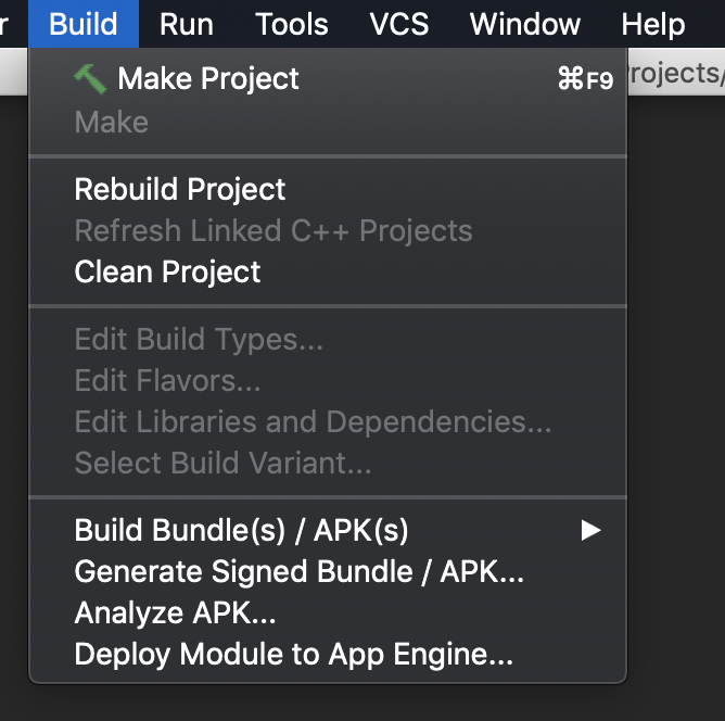 Android Studio 3 x x — How to fix it - AndroidPub