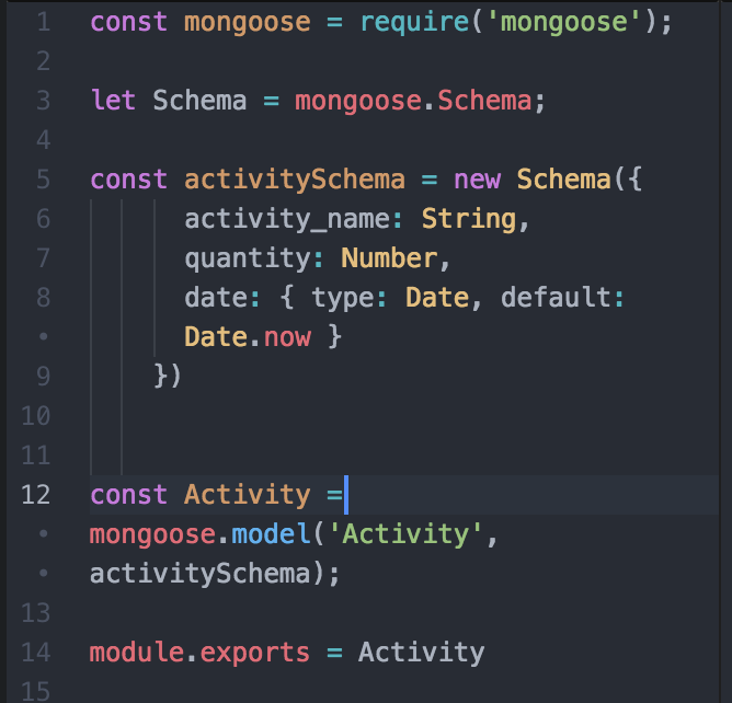 Building a REST API using Mongo DB - codeburst
